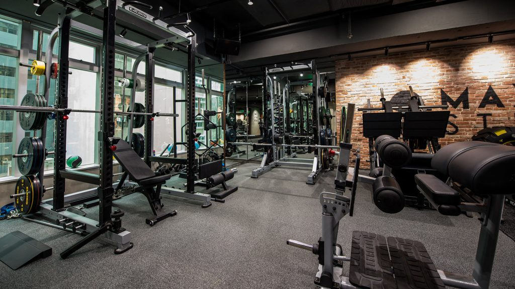 fitness classes hong kong