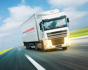 international express courier services